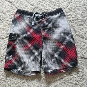 5 for $10, OP board shorts, sz large, 36 - 38